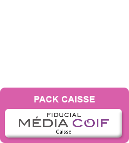 FIDUCIAL Media Coif : pack caisse