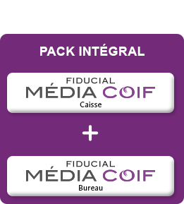 FIDUCIAL Media Coif Pack intégral