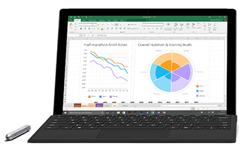 Surface pro 4 - performance