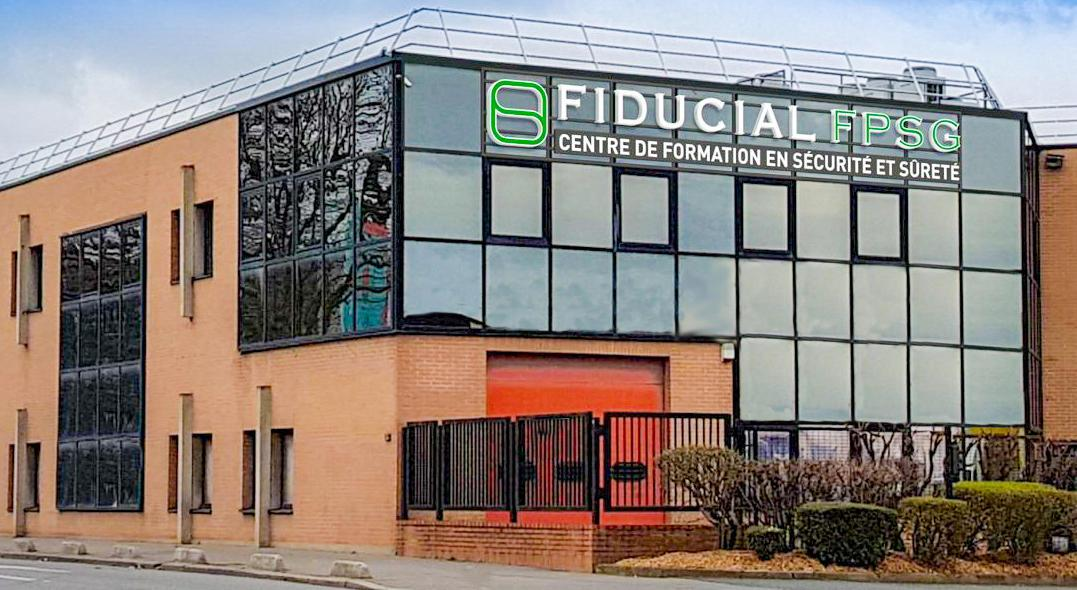 FIDUCIAL SECURITE inaugure son centre de formation de Saint-Denis (93)