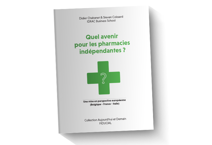 Pharmacies en Europe : Etude IDRAC - FIDUCIAL