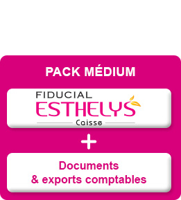 FIDUCIAL Esthelys Pack Médium