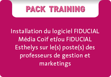 FIDUCIAL Academy : Pack Training